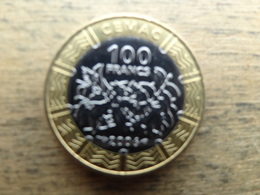 Central Africa  100  Francs  2006  Km 15 - Centrafricaine (République)