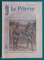 Revue Illustrée Le Pèlerin - N° 2004 - Dimanche 22 Août 1915 - Grenadiers équipés Pour Une Expédition Dangereuse - 1914-18