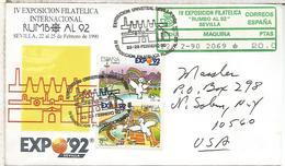 SEVILLA ATM EPELSA RUMBO AL 92 EXPOSICION UNIVERSAL SEVILLA 1992 - 1992 – Sevilla (España)