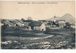 D01 - BRENOD - France