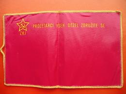 FLAG.ZKJ.PROLETARCI VSEH DEZEL ZDRUZITE SE - Organizations