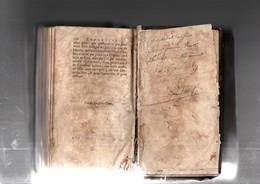 02 AISNE PLOMION Près De VERVINS HARCIGNY BANCIGNY HIRSON LANDOUZY-LA-VILLE JESUITES - Historical Documents