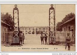 11 - ECROUVES - Caserne Thouvenot (8e Génie) D.D. (animée) - France