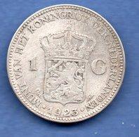 Pays Bas  - 1 Gulden 1923     -  état   TB - [ 3] 1815-… : Koninkrijk Der Nederlanden