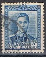 NOUVELLE-ZÉLANDE 19 // YVERT 239 A // 1938-41 - Usados