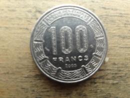 Central Africa  100  Francs  2003  Km 13 - República Centroafricana