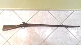 Vieux Fusil à Broche - Armes Neutralisées