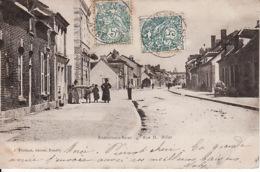 A 237Romilly Sur Seine, Rue H Millet 1904 - Romilly-sur-Seine