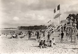 Cpsm Ile D'oléron Boyardville Les Jeux à La Plage - Ile D'Oléron