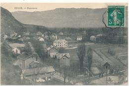 D01 - CULOZ - Panorama - France