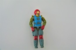 Vintage ACTION FIGURE GI JOE : FAST DRAW [mobile Missile Specialist] - Original Hasbro 1987 - Hasbro - GI JOE - Action Man