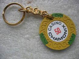 "Porte Clés Du ""Casino CHAMONIX"". Neuf - Sleutelhangers"