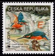 Czech Republic - 2019 - Europa CEPT - National Birds - Kingfisher - Mint Stamp - Ungebraucht