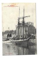 29/ FINISTERE...QUIMPER. Arrivée Des Bateaux Au Cap Horn - Quimper