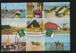 Terschelling (gelopen Met Pz) [AA41-4.126 - Pays-Bas