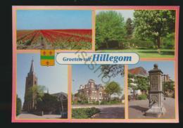 Hillegom (gelopen Met Pz) [AA41-4.275 - Zonder Classificatie