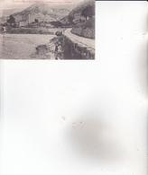 CPA 04 SISTERON, VALBELLE ,le Presbytère Et Le Pont Sur La Baîsse. (animée....) - Sisteron