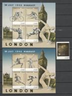 Guyana - Limited Edition Set 11 MNH - SUMMER OLYMPICS LONDON 1948 - Ete 1948: Londres