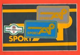 Auto Cars Rally Lotto 4 Adesivi Per Auto Da Corsa Colles Stickers Kleber - Adesivi