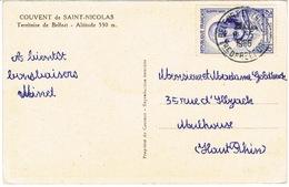 945 ST BERNARD SEUL  SUR CPA - 1921-1960: Période Moderne