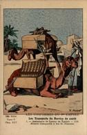 Les Uniformes Du 1er Empire - Les Transports Du Services De Santé - Ambulance De Larrey En Egypte 1798 - En L'état - Uniformen