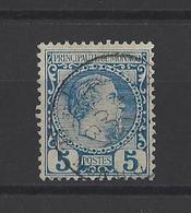MONACO.  YT  N° 3  Obl  1885 - Monaco