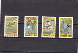 Zambia Nº 566 Al 569 - Zambia (1965-...)