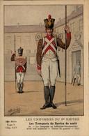 Les Uniformes Du 1er Empire - Les Transports Du Services De Santé - L'Infirmier-Brancardier - 1813 - En L'état - Uniformen