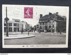 Caen Rue Du 11 Novembre - Caen