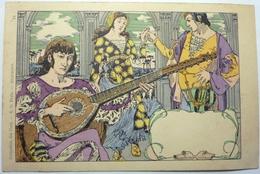 COLLECTION DES CENT - E . G . PARIS - CHAPRONT - Autres Illustrateurs