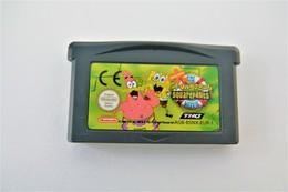 NINTENDO GAMEBOY ADVANCE: THE SPONGEBOB SQUAREPANTS MOVIE - THQ - 2004 - Consoles De Jeux