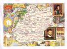 N° 46    LOT - Cartes Géographiques