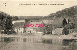 19 - Port-Dieu -   Bords De La Dordogne - 1905 - France