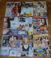 Alyssa Milano Holly Marie Combs CHARMED - Clippings BRAVO Serbian VERY RARE - Magazines
