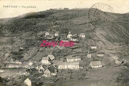19 - Port-Dieu -   Vue Générale - 1924 - France