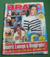 Beatriz Luengo Beyonce - BRAVO Serbian May 2006 VERY RARE - Magazines