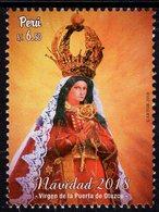 Peru - 2018 - Christmas - Mint Stamp - Peru