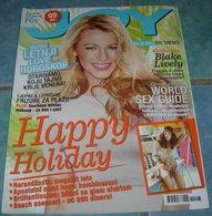 Blake Lively - JOY - Serbian July 2011 VERY RARE - Books, Magazines, Comics