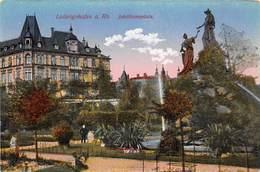 Ludwigshafen, Jubiläumsplatz - Ludwigshafen