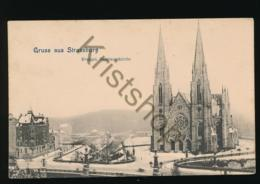 Strassburg - Evangel. Garnisonskirche [AA41-5.090 - Frankreich