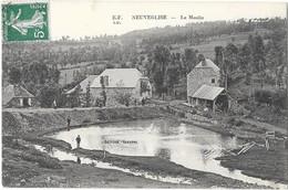 NEUVEGLISE (15) Le Moulin - France