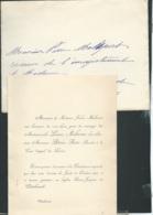 Chatellerault  F.P. Mariage De Mlle  Louise Mallarmé Avec M Adrien Astié ( Avocat ) Le 22/10/1903     Bpho0806 - Wedding