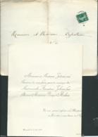 Bourgueil / Angers  F.P. Mariage De Mlle  Amandine Jubeau Avec M Prosper Mahot 19/06/1912  Bpho0808 - Wedding
