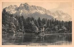 Zugspitze Am Badersee - Zugspitze