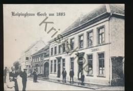 Goch - 100 Jahre Kolping Karneval - REPRO [AA41-5.582 - Non Classés
