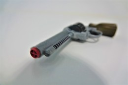 Vintage TOY GUN : GONHER NO. 119 - L=18cm - 200*s - Spain - Keywords : Cap Gun - Cork Gun - Rifle - Revolver - Pistol - Armes Neutralisées