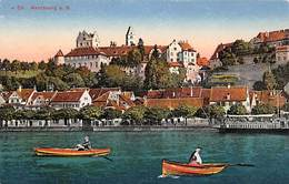 Meersburg, Ruderboote - Meersburg