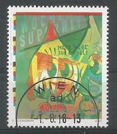Österreich  2003 Mi.Nr. 2413 , EUROPA CEPT - Plakatkunst  - Gestempelt / Fine Used / (o) - 2003