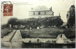 RESTAURANT HAYET - CARRIÈRES S/ POISSY - Carrières-sur-Seine
