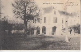 ARZACQ - Hôtel Des Postes  PRIX FIXE - Frankrijk